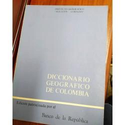 DICCIONARIO GEOGRAFICO DE...