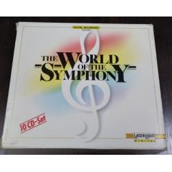 World Symphony - CD's...