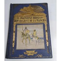 Miguel de Cervantes -...