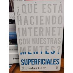 SUPERFICIALES - NICHOLAS CARR