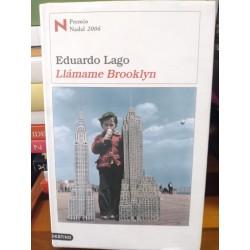 LLÁMAME BROOKLYN - EDUARDO...