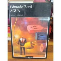 AGUA - EDUARDO BERTI